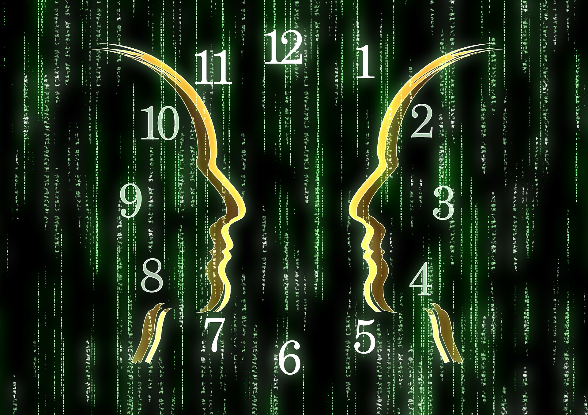data, time, people
