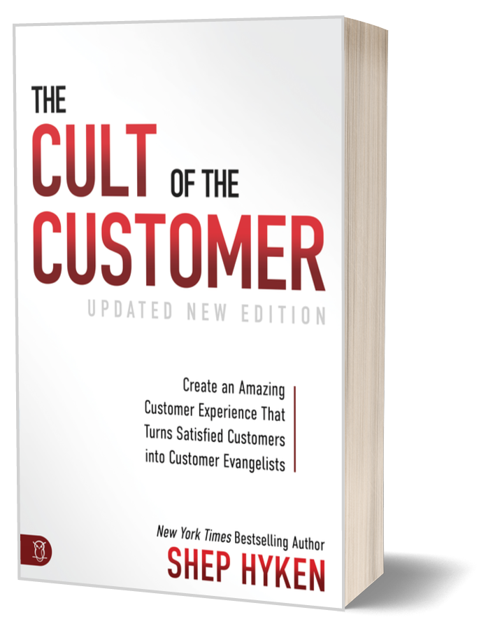 The Cult of the Customer, book