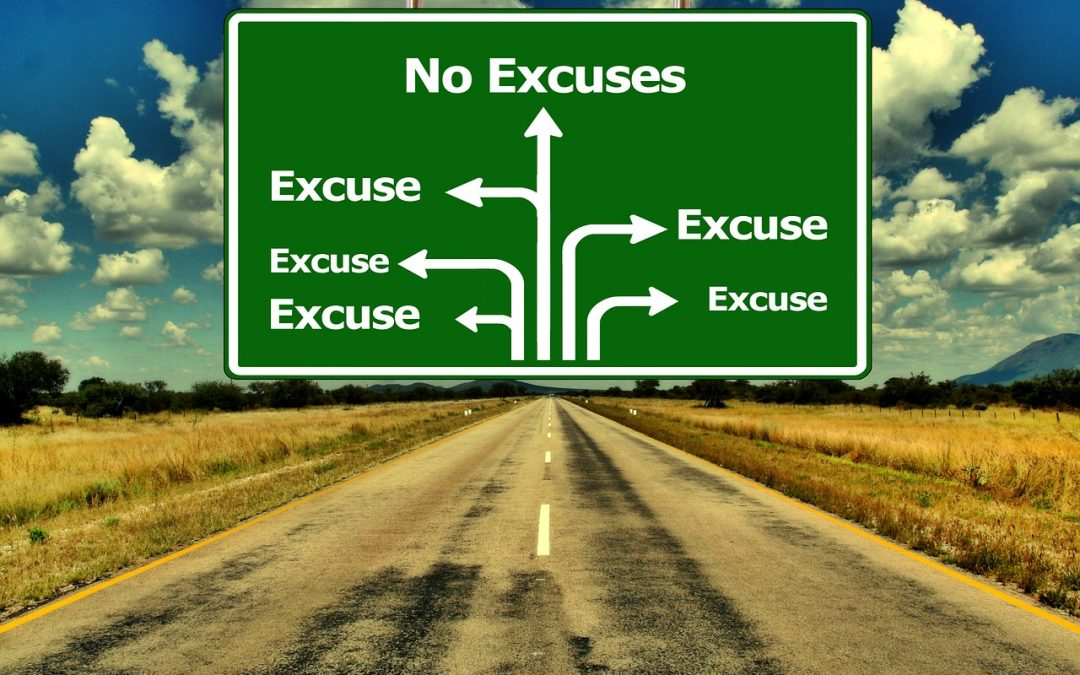 CX Journey™ Musings: The More Things Change, the More the Excuses Don't