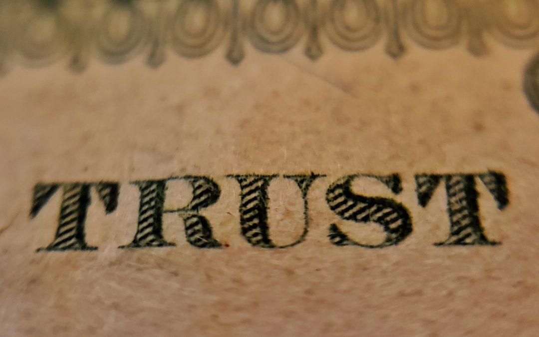 Restoring Customer Confidence?